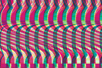 Glitchometry Streipes